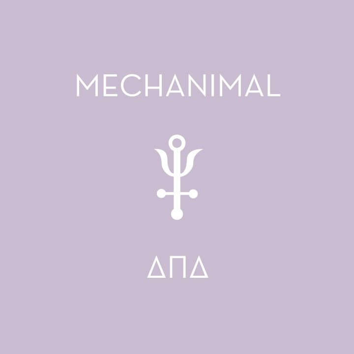 Mechanimal - Delta Pi Delta_cover